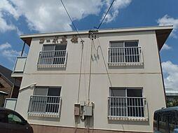 コーポ真佐[1階]の外観