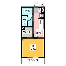 関下有知駅 3.3万円