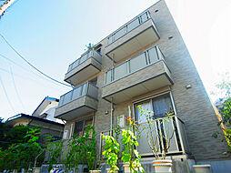 千葉県柏市柏6の賃貸アパートの外観
