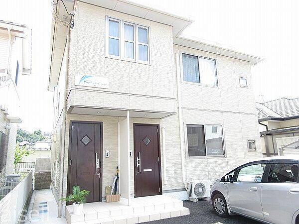 広島県廿日市市佐方4丁目の賃貸アパート