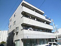 ハピネス桜木[4階]の外観
