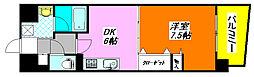 アールパンション・高井田 1002号室[10階]の間取り