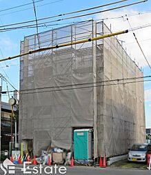 仮称)山田三丁目デザイナーズ[3階]の外観