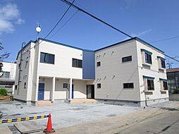 北海道札幌市東区北五十条東7丁目の賃貸アパートの外観