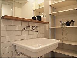 〜洗面台プラン例〜洗面台プラン例は35万で可能です。タイルや照明にこだわったあなただけの洗面台をお造りします。