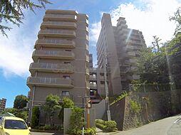兵庫県宝塚市月見山2丁目の賃貸マンションの外観