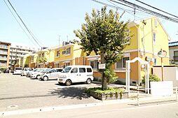 福岡県春日市下白水北4丁目の賃貸アパートの外観