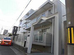 広島県広島市西区庚午北3丁目の賃貸マンションの外観