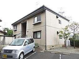 福岡県北九州市小倉北区青葉1丁目の賃貸アパートの外観