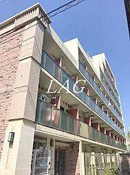 東京都荒川区東日暮里3丁目の賃貸マンションの外観