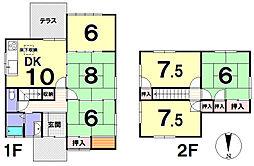 岡地駅 1,300万円
