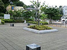 周辺環境:やくも街かど公園