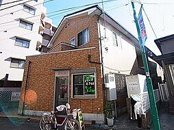 東京都足立区青井3丁目の賃貸アパートの外観