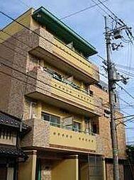 京都府京都市上京区中小川町の賃貸マンションの外観