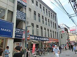 東京都町田市原町田4丁目の賃貸アパートの外観