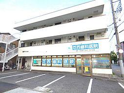 富田マンション[2階]の外観