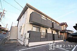 愛知環状鉄道 永覚駅 徒歩14分の賃貸アパート