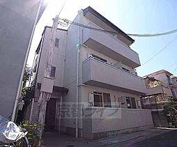 京都府京都市山科区北花山六反田町の賃貸マンションの外観