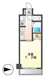 GP栄本町通り[9階]の間取り