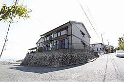 広島県広島市西区井口台4丁目の賃貸アパートの外観