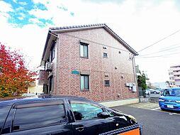 東京都西東京市西原町3丁目の賃貸アパートの外観