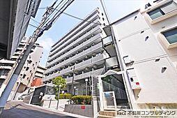エスリード新神戸[2階]の外観