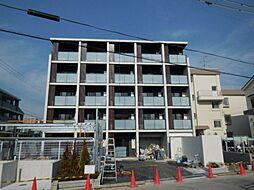 兵庫県尼崎市南塚口町3丁目の賃貸マンションの外観