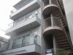 三栄ハイツ舎利寺[302号室]の外観