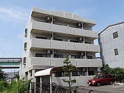 サンライトマンション[1階]の外観