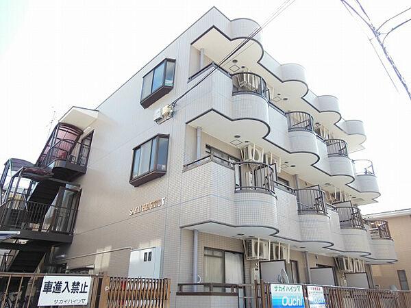 サカイハイツV 1階の賃貸【東京都 / 府中市】