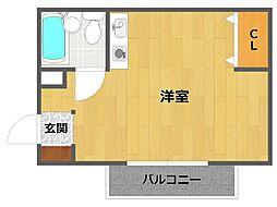 プレアール宝塚仁川[3階]の間取り