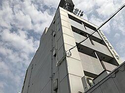 大阪府大阪市西成区南津守3丁目の賃貸マンションの外観