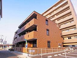 広島県安芸郡府中町青崎中の賃貸アパートの外観