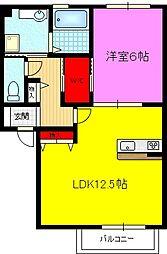 ラフィーネ徳庵[1階]の外観