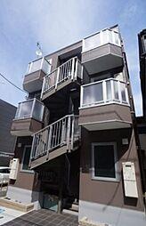新築 シックス新宿[302号室号室]の外観
