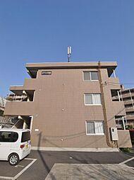 金子マンション五番館[3階]の外観