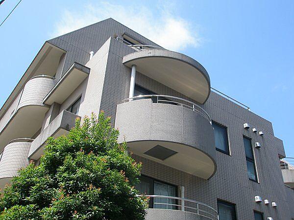 サンローゼ津田第三 3階の賃貸【東京都 / 中野区】