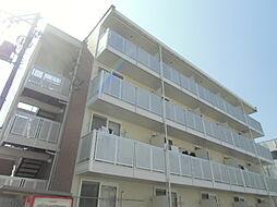 大阪府大阪市住之江区安立4丁目の賃貸マンションの外観
