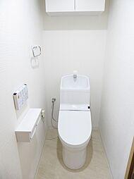 ウォシュレット付トイレ 室内(2017年8月)撮影