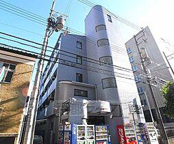 京都府京都市南区東九条北鳥丸町の賃貸マンションの外観