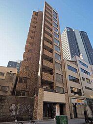 アスヴェル心斎橋東ステーションフロント[11階]の外観