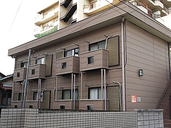 シタラハイツ 2階の賃貸【群馬県 / 前橋市】