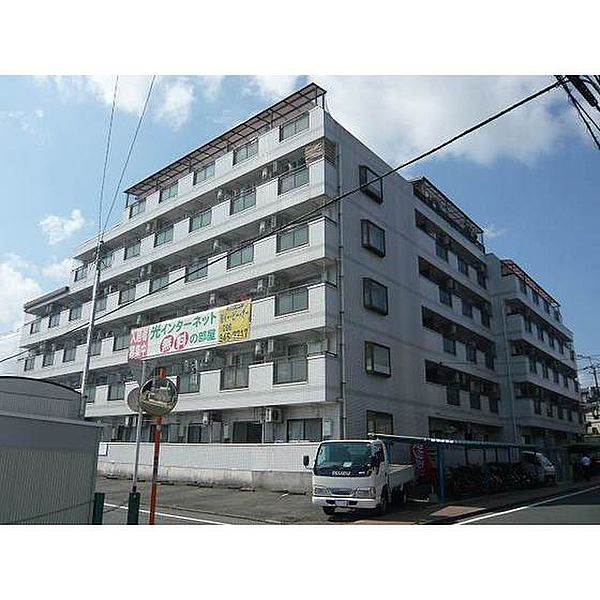 熊本県熊本市西区花園5丁目の賃貸マンション
