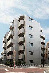 東京都中野区中央3丁目の賃貸マンションの外観