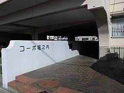 コーポ堀之内[4階]の外観
