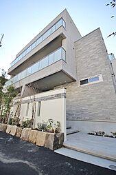 神楽坂Mガーデン[1階]の外観