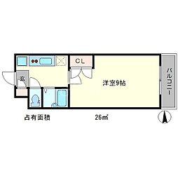 第1みやぎビル[3階]の間取り