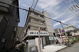 兵庫県尼崎市上坂部2丁目の賃貸マンションの外観