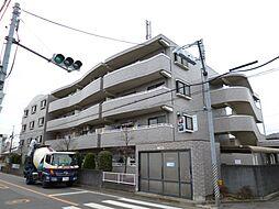 東京都昭島市緑町4丁目の賃貸マンションの外観