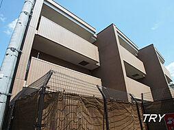 奈良県大和高田市南本町の賃貸マンションの外観